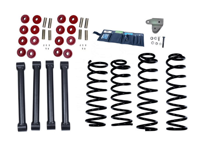 suspension kits for jeep grand cherokee