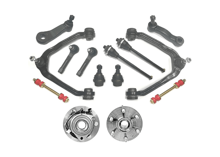 suspension lift kits cadillac escalade