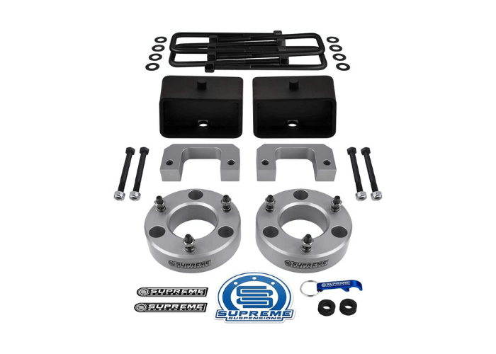 suspension lift kits gmc sierra 1500