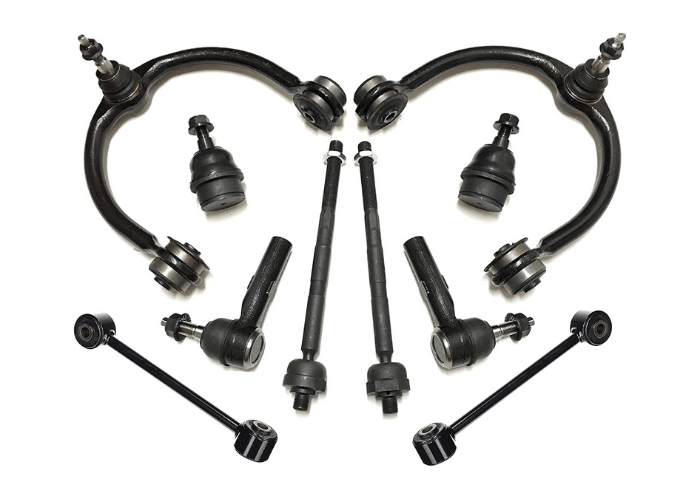 suspension kits for jeep Commander