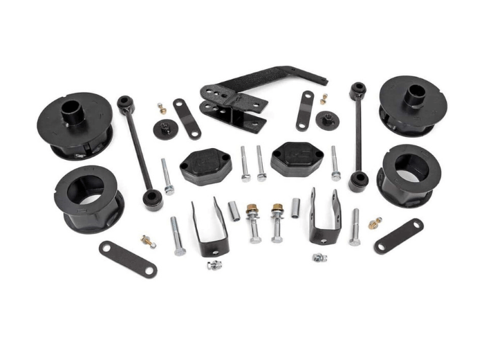 suspinsion kits for jeep wrangler