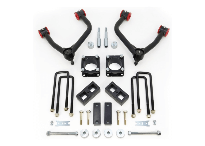 suspension lift kits toyota tundra 4wd