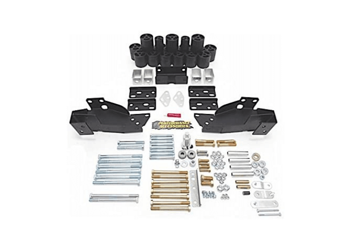 Body Lift Kit for chevy 2007