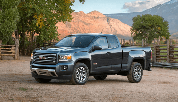 Leveling Kits for GMC Canyon