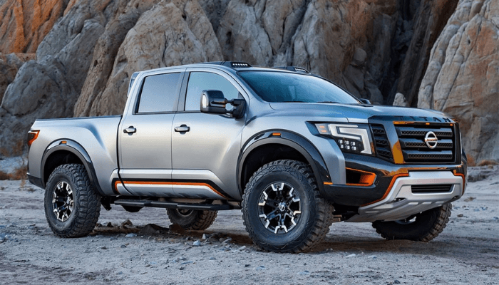 Lift Kits for Nissan titan warrior