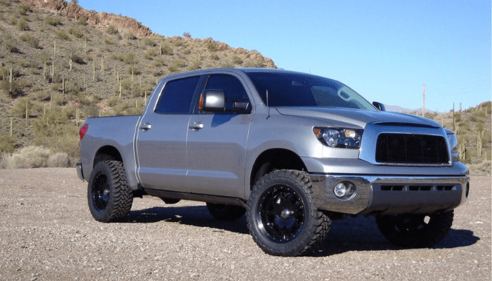 Lift Kits for Toyota Tundra Rock Warrior