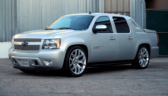 Leveling Kits for chevy avalanche
