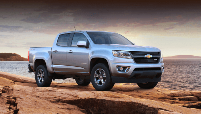Leveling Kits for chevy colorado