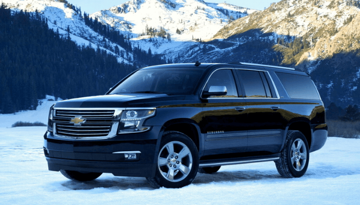 Leveling Kits for chevy suburban