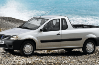 Lift Kits Dacia Logan Pick-Up