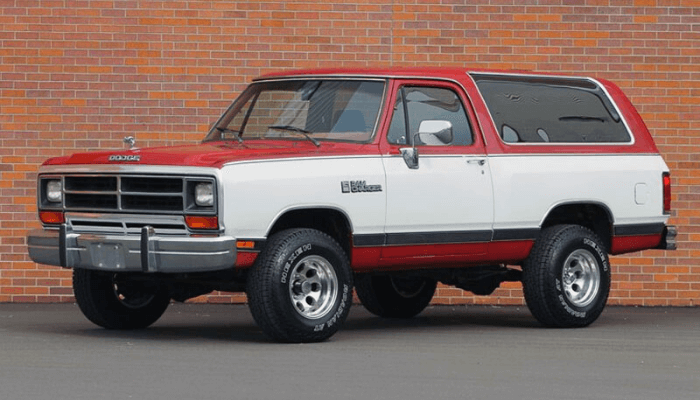 Body Lift Kits for dodge ramcharger