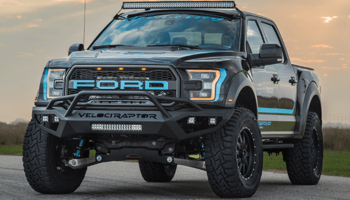 Lift Kits for ford f-150 raptor