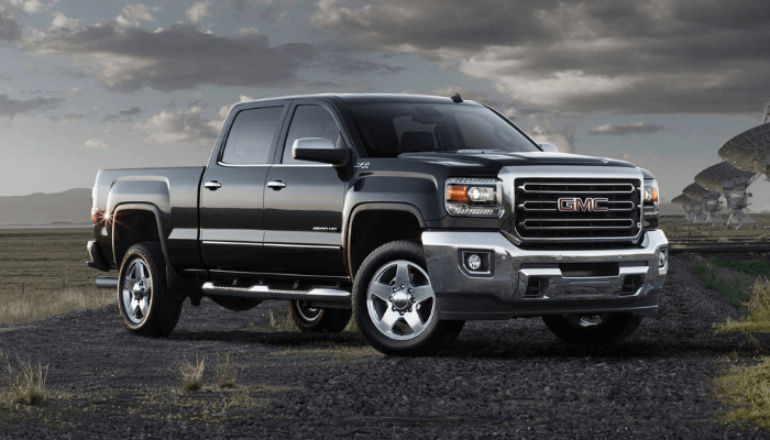 Leveling Kits for gmc sierra 2500hd