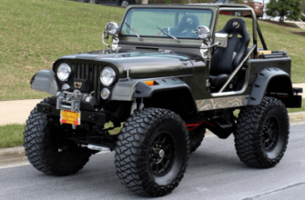 Lift Kits for jeep cj7