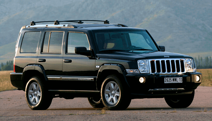 Lift Kits for jeep commander
