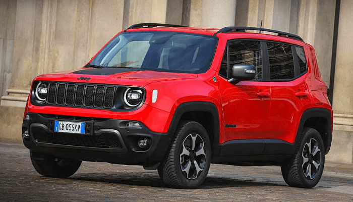 Lift Kits for jeep renegade
