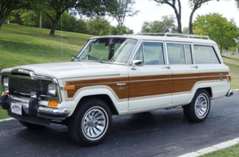 Lift Kits for jeep wagoneer