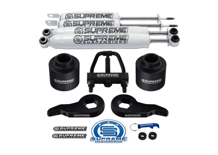 leveling kit for chevy avalanche