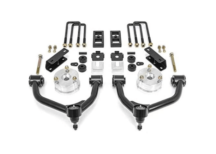 leveling kit for chevy colorado
