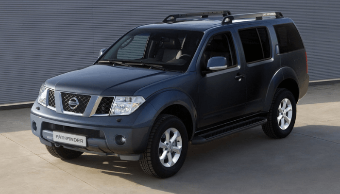Leveling Kits for nissan pathfinder