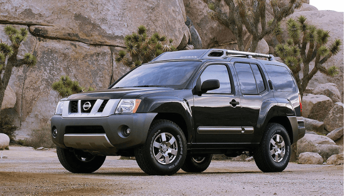 Leveling Kits for nissan xterra