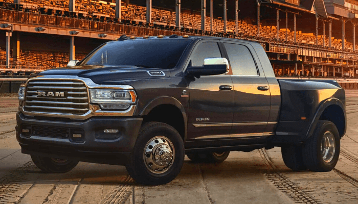 Leveling Kits for ram 3500