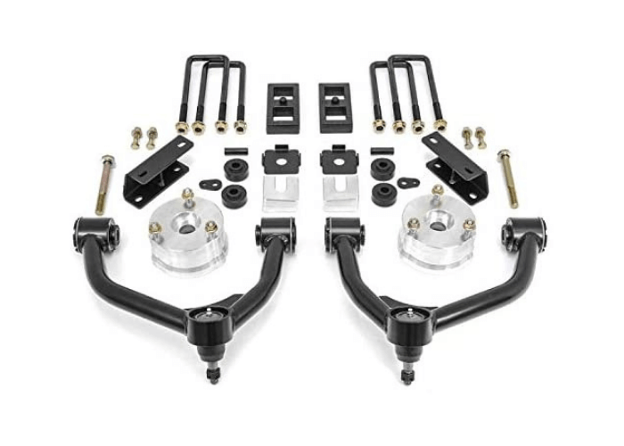 suspension lift kits chevy colorado