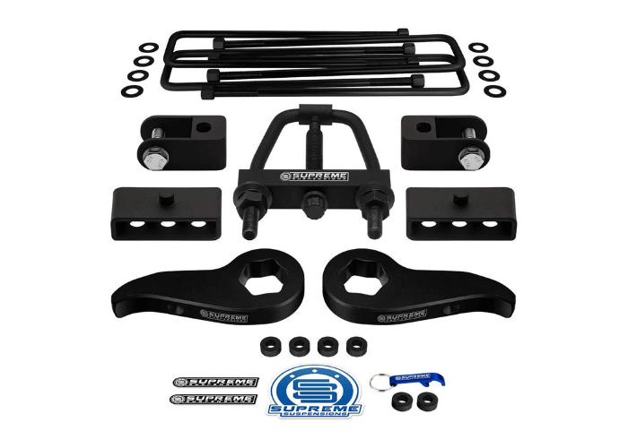 suspension lift kits for Chevrolet Silverado 2500hd