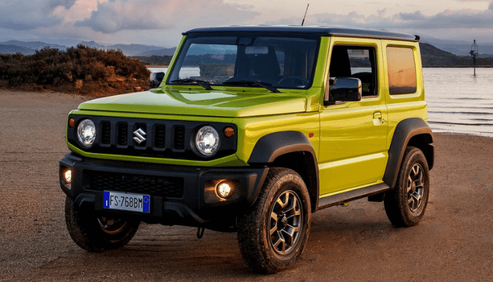Lift Kits for suzuki jimny