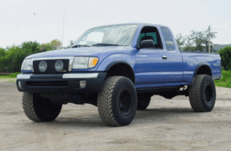 Body Lift Kits for toyota tacoma