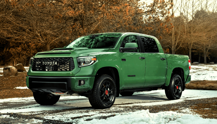 Leveling Kits for toyota tundra