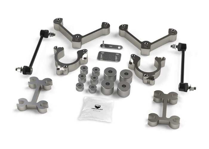 suspension kits for jeep renegade