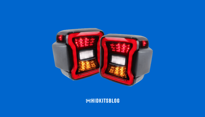 Best LED Tail light Jeep
