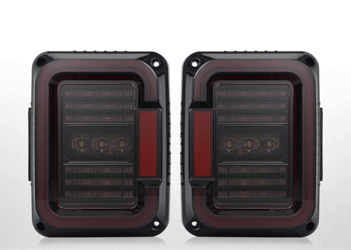 LX-LIGHT Jeep Wrangler LED Tail Lights