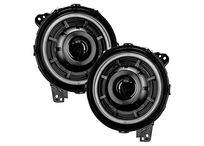 ORACLE Headlights For Jeep Wrangler